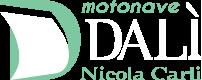 Logo Motonave Dalì - Escursioni Delta del Po da Porto Garibaldi